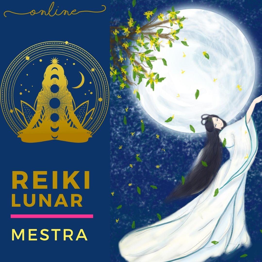 Reiki Lunar - Mestrado